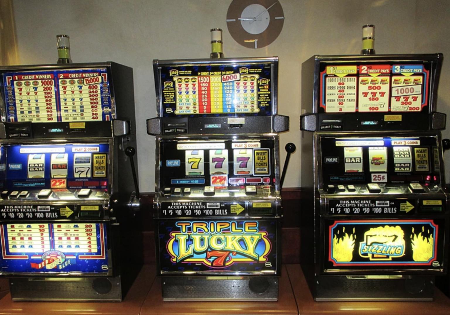 3分鐘介紹電子遊戲:老虎機遊戲(slot)